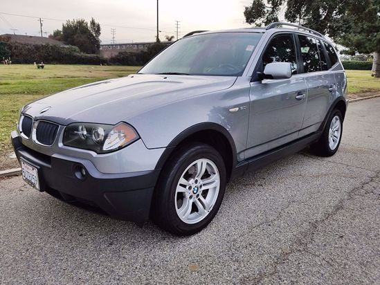 Picture of Used 2005 BMW X3 SUV