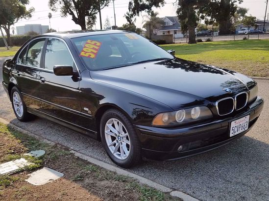 used 2003 bmw 5 series