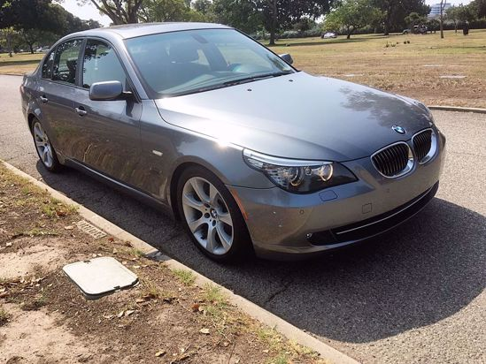 Picture of Used 2008 BMW 535i Sedan
