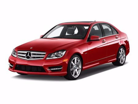 Picture for category C-Class