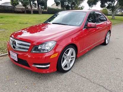 Picture of Used 2013 Mercedes Benz C-250 sport