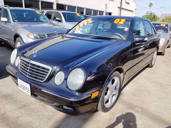 Picture of Used 2002 Mercedes Benz E-Class