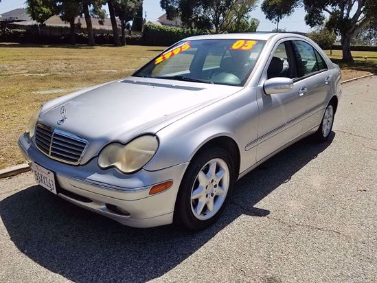 Picture of Used 2003 Mercedes Benz C-240