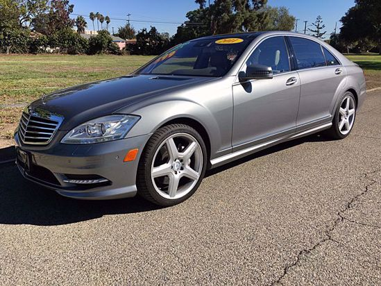 Picture of Used 2011 Mercedes Benz S-550