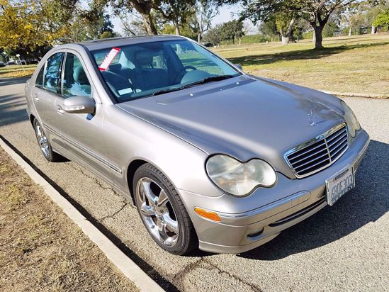 Picture of Used 2004 MBZ C-320 SEDAN