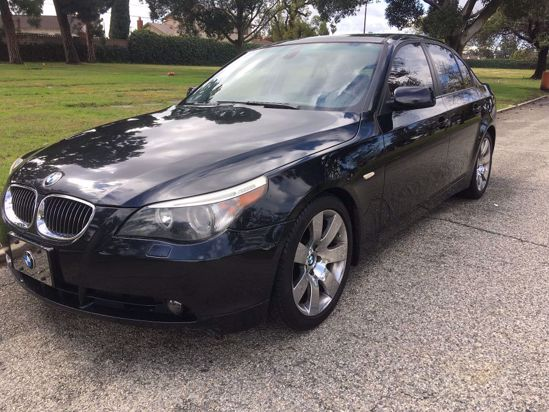 Picture of Used 2007 BMW 530-i Sedan