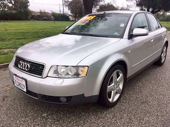 Picture of Used 2003 Audi A4 Sedan