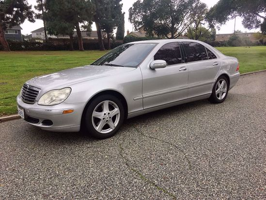 Picture of Used 2005 Mercedes Benz S-430 Sedan
