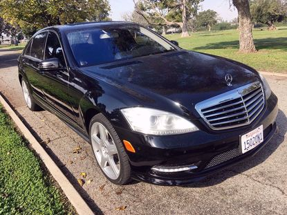 Picture of Used 2013 Mercedes Benz S-550 Sedan