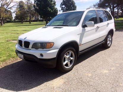 2001 BMW x 5