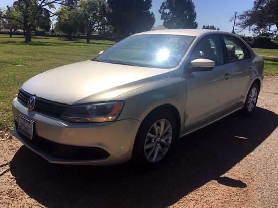 Picture of Used 2011 Volkswagen Jetta 5cyl PZEV 2.5 Liter