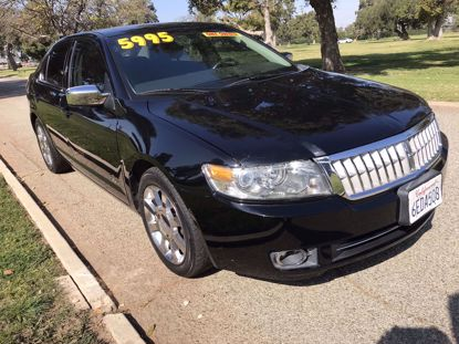 Picture of Used 2007 Lincoln MKZ Sedan