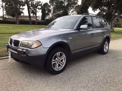 Picture of Used 2004 BMW X3 SUV