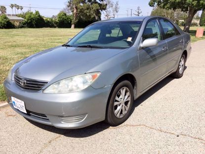 Picture of Used 2004 Toyota Camry Sedan Silver
