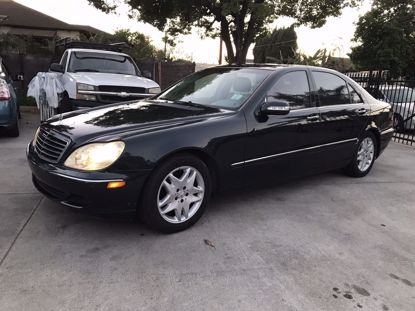 Picture of Used 2003 Mercedes Benz S-500