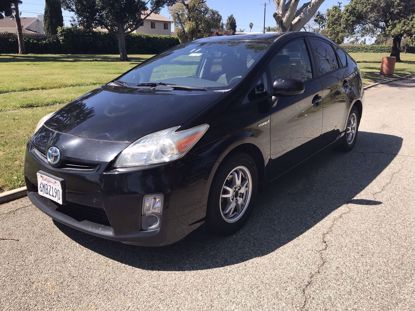 Picture of 2010 Toyota Prius Hatchback