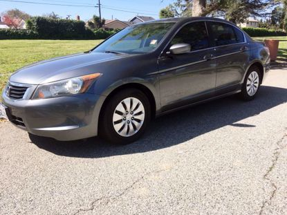 Picture of Used 2010 Honda Accord LX Sedan