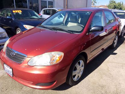 Picture of Used 2008 Toyota Corolla 5 Speed manual transs
