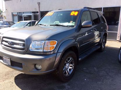 Picture of Used 2004 Toyota Sequoia V8 4.7 litter 7 Passenger