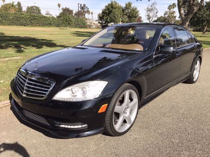 Picture of Used 2011 Mercedes Benz S-550 Sedan