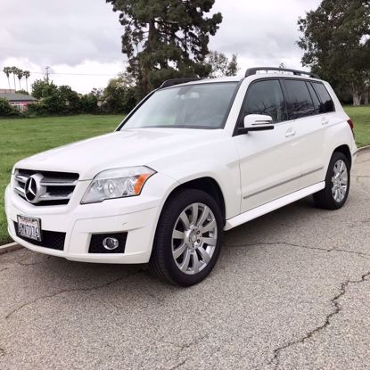 Picture of Used 2010 Mercedes Benz GLK 350 White
