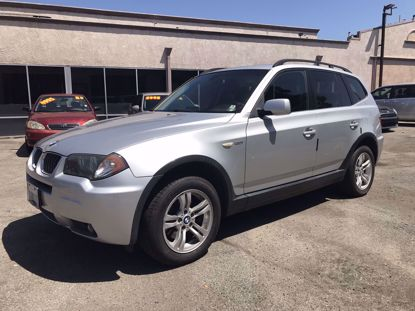 Picture of Used 2006  BMW X3 SUV 3.0