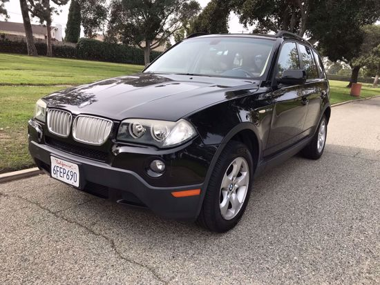 Picture of Used 2007  BMW X3 SUV 3.0