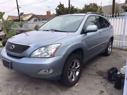 Picture of Used 2004 Lexus SUV RX-350 Blue