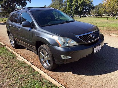 Picture of Used 2008 Lexus SUV RX-350 Charcoal