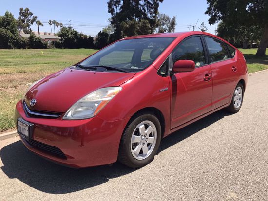 Picture of Used 2007 Toyota Prius Hatchback Hybrid