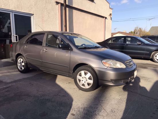 Picture of Used 2004 Toyota Corolla CE